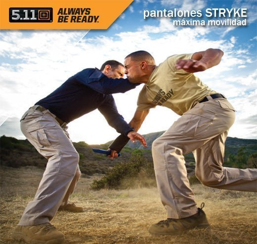 Pantalones 511 Stryke