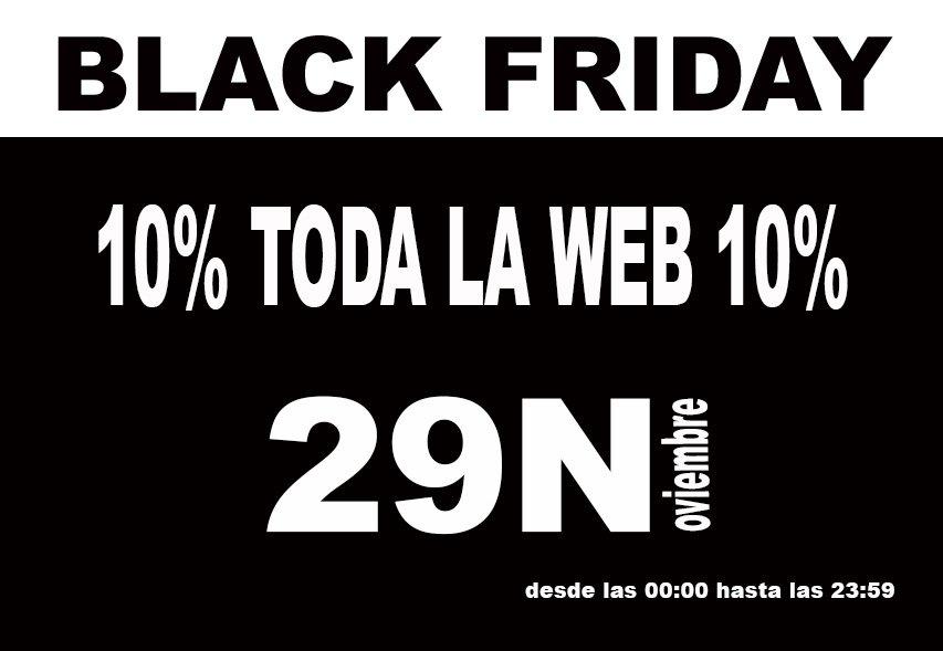 10% Descuento Black Friday Andreu Soler i Associats 2013
